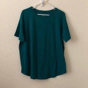 Teal Westbound T Shirt